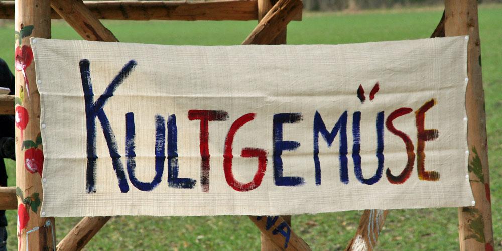 Kultgemüse Banner